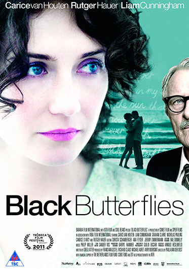 Black Butterfiles