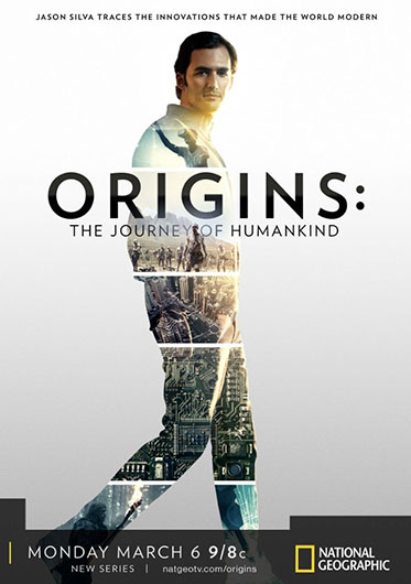 Origins: Journey of humankind