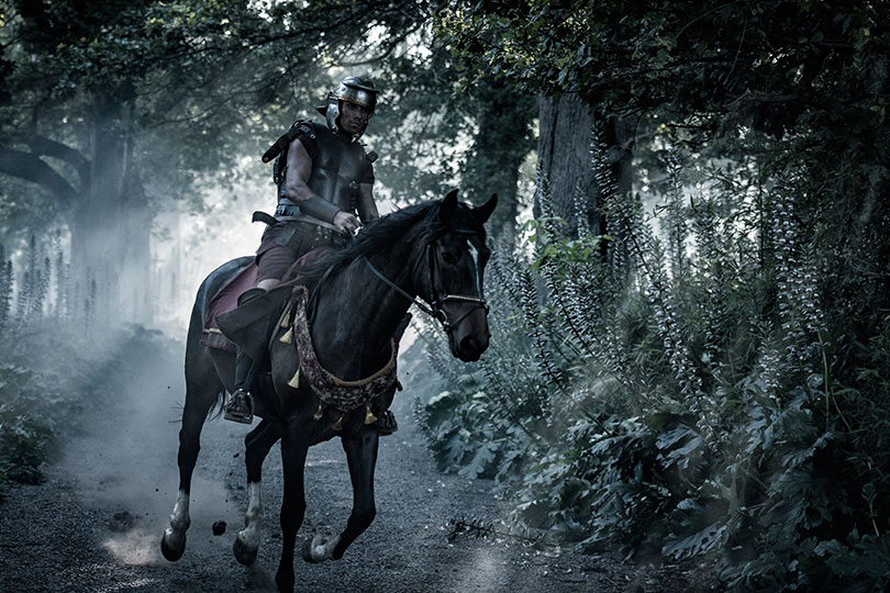 Origins: Journey of humankind - Horse Shoe